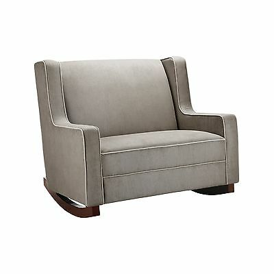 Baby Relax Double Rocker Dark Taupe