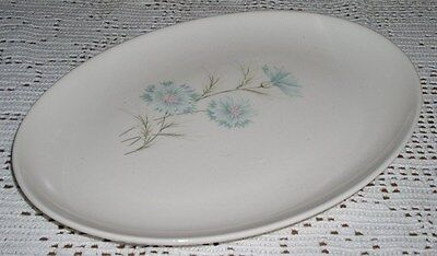 """Taylor Smith & Taylor TST BOUTONNIERE Ever Yours 11¼"""" Oval Platter"""