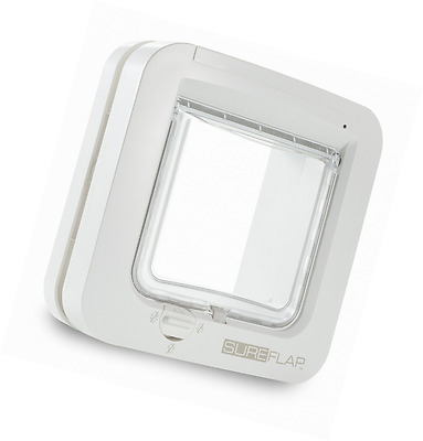Sureflap Microchip Cat Flap, pet safety, door entrance, tracking