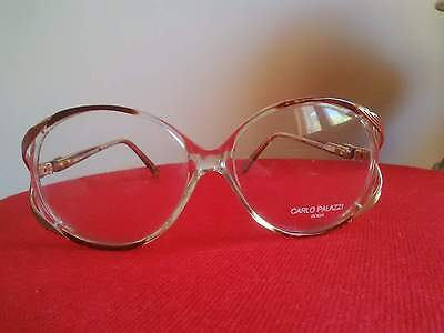 occhiali vista vintage Carlo Palazzi eyeglasses gafas made in italy New lunettes