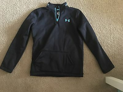 Youth Large Under Armour zip up jacket