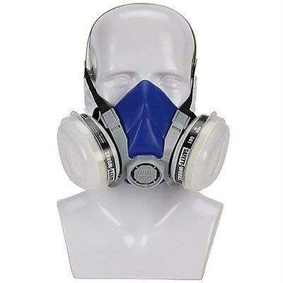 MSA Safety Works 817662 Paint and Pesticide Respirator,