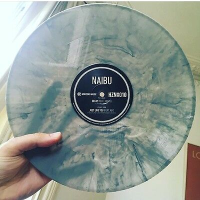 NAIBU - Decay - Om Unit / Fracture Remix - Drum And Bass. Horizons