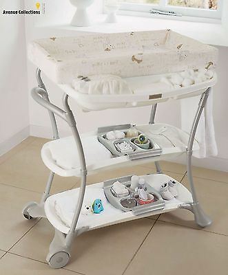 Mamas Papas Evolve Baby/Infant Changer with Bath (Millie and Boris)