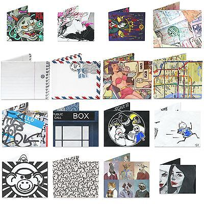 Men Wallet Mighty Dynomighty Tyvek New Thin Bifold Paper Durable strong Design