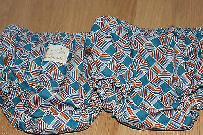 Handmade Diaper/nappy Cover Pants 12-24 Months(Unisex) Geometrical