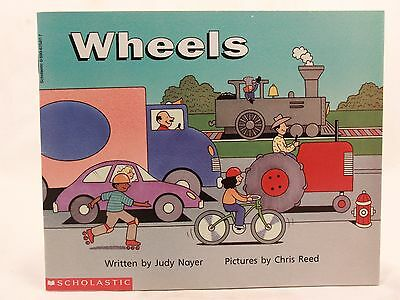 NEW! WHEELS by Judy Nayer. Scholastic PB. 3BR
