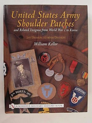 Book: United States Army Shoulder Patches and Related Insignia: From World War I