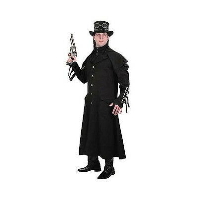 MUSEUM REPLICAS Steampunk Empire Gentleman's Coat (SM-MED) NEW SEALED
