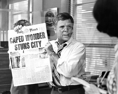 Superman The Movie (1978) Jackie Cooper 10x8 Photo