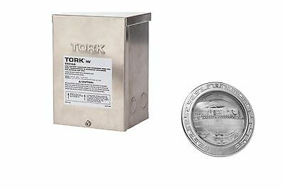 Tork TPX100 Low Voltage Pool Transformer and Pentair 601011 LED Pool Light Combo