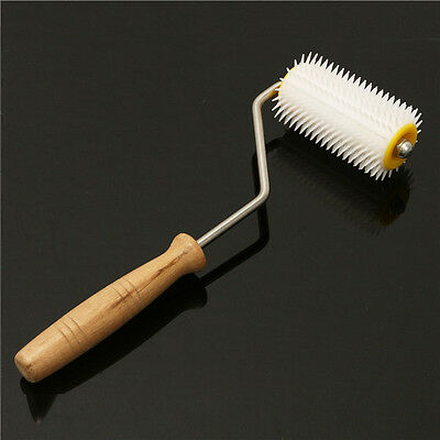 32cm Plastic Needle Roller Honey Extracting Tool Uncapping Fork