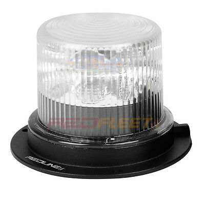 AMBER YELLOW LED Beacon Light Strobe Warning Flashing Ecco Britax Narva Eurotech