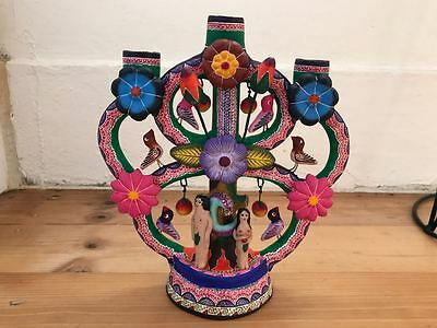 Authentic Mexican Candelabra