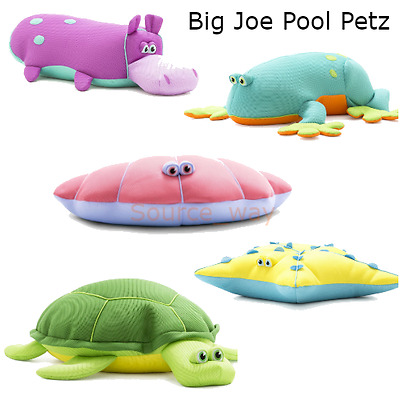 New Big Joe Pool Petz Kid Water Toy Pool Float Noodle