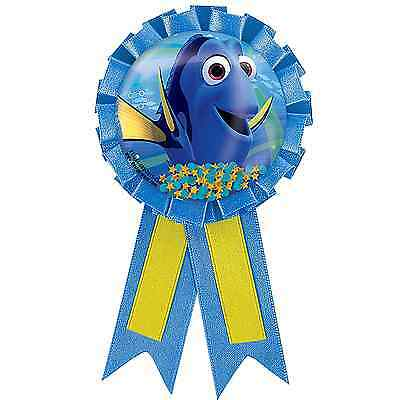 Finding Dory Award Ribbon Guest of Honor Confetti Birthday Party Supplies Badge