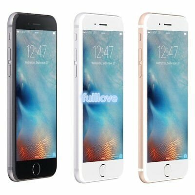 Apple iPhone 6S Plus/6s/6PLUS /6/5S/4S (Factory Unlocked) Gold Silver Gray Lot V