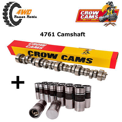 4761 Crow Cams Holden Commodore VN-VS 5.0L V8 Lumpy Street Camshaft and Lifters