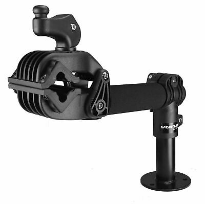 VENZO Bike Bicycle Cycling Bench Mount Repair Rack Stand