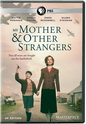 Masterpiece: My Mother & Other Strangers (2017, DVD NUEVO)2 DISC SET (REGION 1)