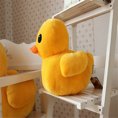 """Lovely Stuffed Plush Doll Toy Cute Yellow Duck Doll Animal Soft Toy Gift 20CM 8"""""""