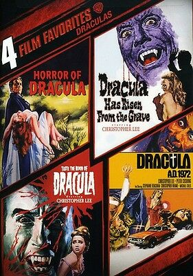 Draculas: 4 Film Favorites [2 Discs] (DVD Used Very Good)