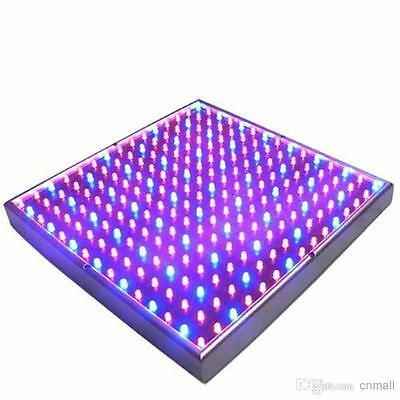 225 LED Grow Light Board Red Blue Hydroponics 45W Plant Bulb Lamp Panel