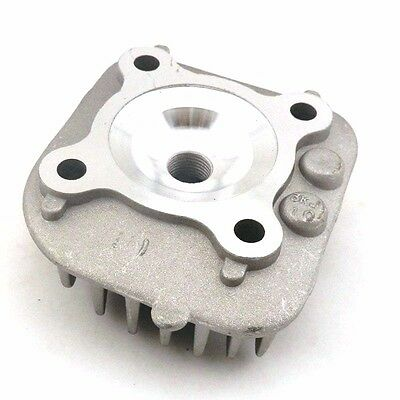 2 STROKE Complete Aluminum Cylinder Heads for SCOOTER MOPED JOG 70cc