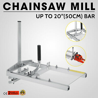 Portable Sawmill - Fits Chainsaw Bars up to 20in.L, Model# TMS-20