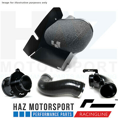 Racingline Induction Intake Cup Edition Kit Inlet Elbow / Hose / Muffler Delete