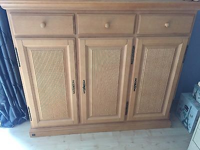 Elegant Interesting Chalet Mbel Pinie Massiv Kommode Anrichte Highboard U Eur With