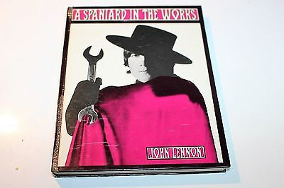 ORIGINAL VINTAGE John Lennon A SPANIARD IN THE WORKS 1st Edition 1965 Fine