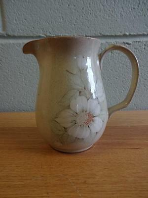 Denby Stoneware Daybreak Pottery Large Milk Cream Jug