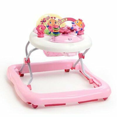 Infant Baby Girl Activity Walker Jumper Bouncer Walk Stand Activity Seat Toy P