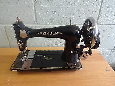 Antique Singer Hand Crank Sewing Machine spares and repairs