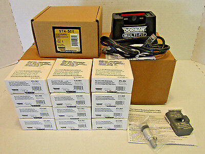 974-633 Multi Fit TPMS Tire Pressure Monitor System VT55 Cradle Link Kit 8-315
