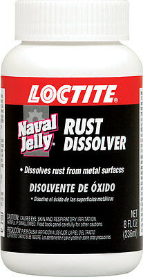 Henkel Loctite Naval Jelly Rust Dissolver, 8-Ounce  # 1381191