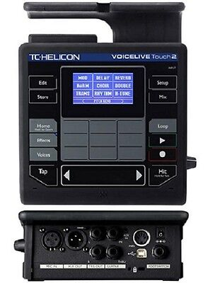 TC HELICON VoiceLive Touch 2 MULTIEFFETTO PER VOCE E LOOPER