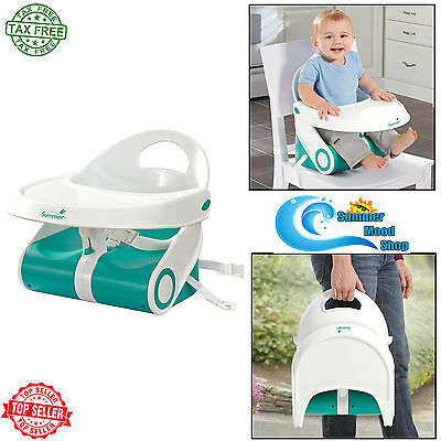 Baby Chair Seat Booster Summer Infant Sit 'n Style TravelFeeding Dining Chair