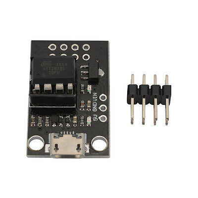 Mini ATtiny85-20PU IC DIP-8 MCU Micro USB Development Programmer Board TE769