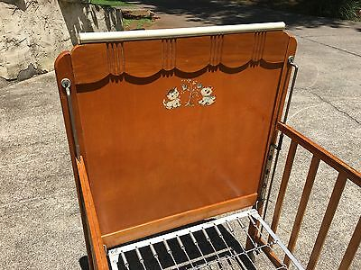storkline  antique baby crib
