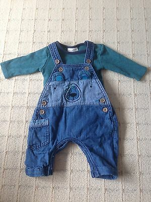 Baby Boy Outfit From Next 0-1 Months