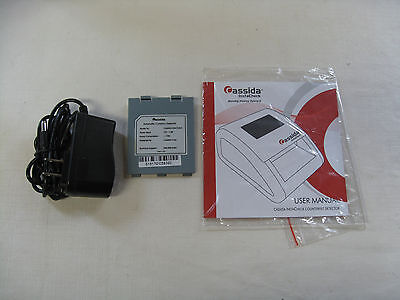 Cassida Instacheck Counterfeit Detector, parts, power supply and more