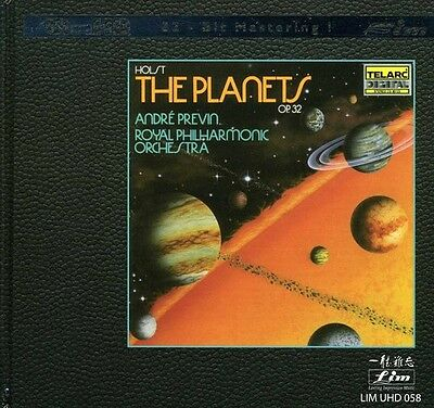 Holst The Planets - Andre & The Royal Philharmonic Orchestra Pr (2012, CD NUOVO)