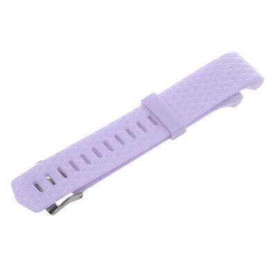 Replacement Wristband Smart Watch Bracelet Strap w/ Clasp For Fitbit Charge2