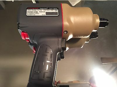 "Ingersoll Rand 2145qiMax 3/4"" Made In USA ""Your Max Air Impact wRRRRRench+"""