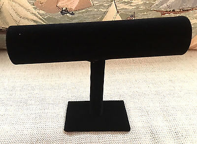NEW Hard T-Bar Stand(s) for Watch Jewelry Bangle Bracelet Holder *USA SELLER*