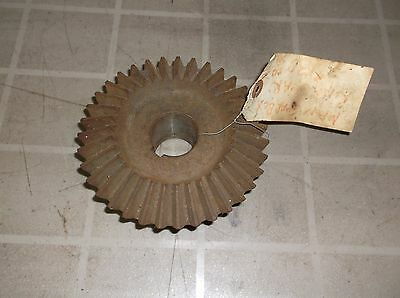 Bevel Gear for Galfre GTS Series Hay Tedder NOS
