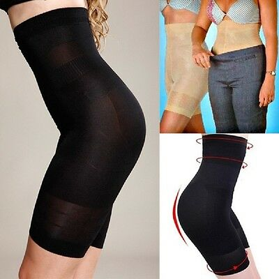 Women Body Shaper Tummy Control Corset High Waist Shapewear Panty Thigh Slimmer