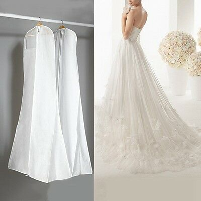 Large Breathable Cloth Wedding Gown Dress Garment Bag